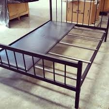 full size bed frame and box spring full size bed frame welded