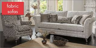 Leather And Fabric Armchair Sofas Suites Chairs And Recliners In Fabric And Leather Finishes