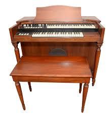 Organ Bench Hammond M3 Upright Organ And Bench Ebth