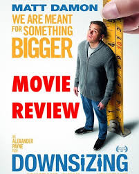 downsizing movie traduction française downsizing the latest movie of matt