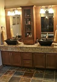 Brown Bathroom Cabinets by 1818 Best Bathroom Vanities Images On Pinterest Master Bathrooms