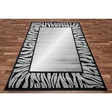 Zebra Print Area Rug 8x10 Amazing Rugs Inspiration Area Accent On Zebra Print