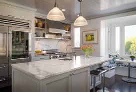 marmorplatte küche arbeitsplatte kuche carrara marmor kreative ideen über home design