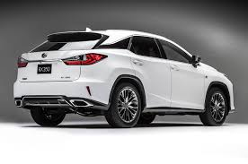 lexus rx black 2017 lexus may announce intent to build three row rx soon photo u0026 image
