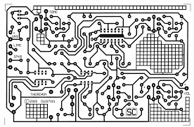 design clipart circuit board pencil and in color design clipart