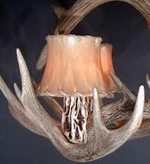 Authentic Antler Chandelier Antler Chandeliers Deer Antler Chandelier Deer Antler Lamps