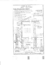 city of scottsbluff nebraska wall section detail