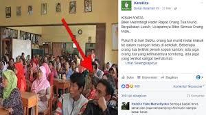 kisah buruh bangunan didik anaknya yang cerdas viral di facebook