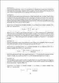 definition 2 7 binomial n p random variable x is a binomial n p