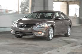 nissan altima 2015 stereo the big test 2014 2015 midsize sedans motor trend