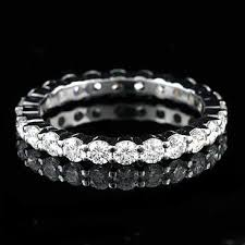 eternity wedding bands best 25 eternity wedding bands ideas on engagement