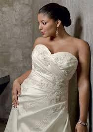 wedding dresses america plus size luxe taffeta wedding dress with lace style 3053 morilee