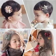 girl hair accessories 18pcs new hair accessories set bow rabbit hair