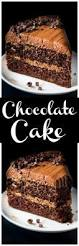 chocolate ricotta layer cake baker by nature