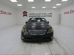 lexus es 350 for sale in uae 2007 lexus ls 460 for sale in uae 63917