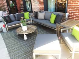 Wooden Outdoor Lounge Furniture Easy Tips For Thomasville Outdoor Furniture Purchase Homesfeed