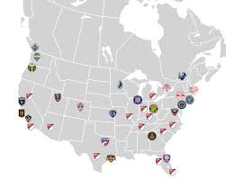 Downtown Nashville Map Mls Expansion In Depth Look At All Cities Bids For Growth To 28