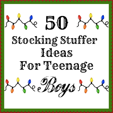 Stocking Stuffer Ideas For Him Silver Boxes 50 Stocking Stuffers For Teenage Boys