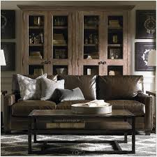 Rustic Leather Sectional Sofa by Sofa Sofa Leather Furniture Throws Farmhouse Style Furniture