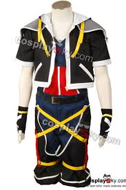 Kingdom Hearts Halloween Costumes Kingdom Hearts Sora Cosplay Costume Cosplaysky