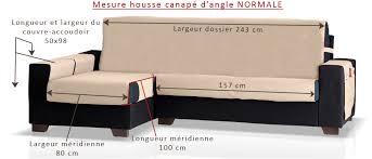 canap d angle sur mesure couvre canapé d angle manhattan