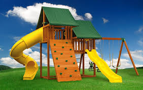 multi deck sky 3 playground jungle gym eastern jungle gym