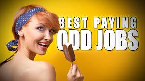 spirit halloween jobs pay 10 weird jobs that pay super well sourcefed youtube