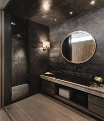 RoomDecorIdeasBathroomIdeasLuxuryBathroomBlackBathroom - Black bathroom designs