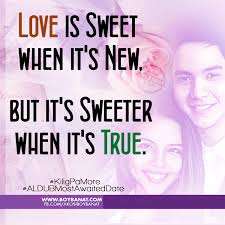 Frustrated Love Quotes by Aldub U0027s True Love Waits Quotes And Conversations Boy Banat