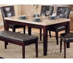Dining Room Bench With Back Dining Room Benches With Backs Foter