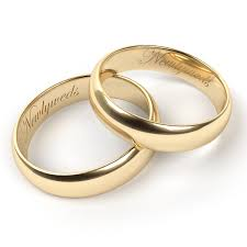engraved wedding rings what to engrave on wedding ring mindyourbiz us