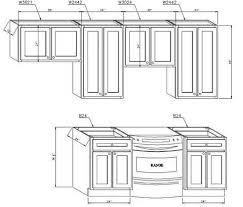 Kitchen Countertop Dimensions Kitchen Incredible Kitchen Cabinet Dimensions Standard Design