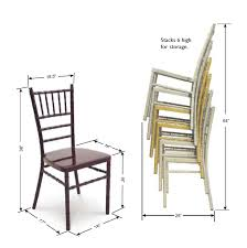 chiavari stacking chair mccourt manufacturing fort smith ar