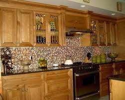 kitchen ocean glass tile backsplash old kitchen countertops