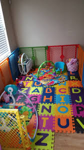 baby play area in living room starting your daycare pinterest