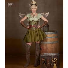 Simplicity Halloween Costumes Pattern Misses U0027 Cosplay Costumes Simplicity