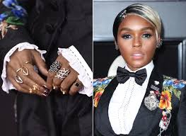gaga earrings the best jewelry from the grammy awards 2018 jewelstreet us