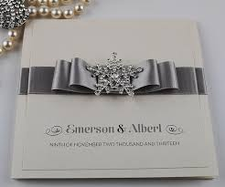 wedding invitation luxury wedding card with by cherlaan