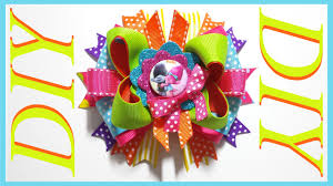 how to make hair bows how to make hair bows diy 55 trolls boutique hair bow
