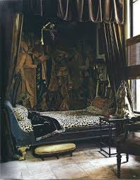 Gothic Living Room Gothic Victorian Style Bedroom Bedroom And Living Room Image