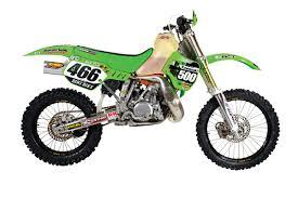 kawasaki motocross bikes dirt bike magazine kx500 2 stroke challenge
