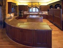 kitchen island amazing kitchen island designs curved kitchen