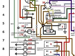 wiring schematics colour coded for jaguar u0026 triumph shannons club