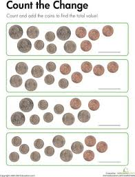 28 best worksheets for mp coins images on pinterest