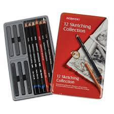 derwent sketching collection ken bromley art supplies