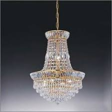 Crystal Chandelier Band Stunning Gold Plated Crystal Chandelier Dressed With Asfour