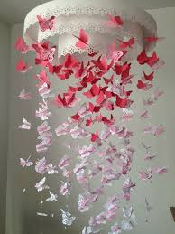 Paper Craft Home Decor 125 Best Paper Butterflies Images On Pinterest Crafts Paper