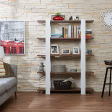 contemporary style 5 tier bookcase display stand u2013 24 7 shop at home