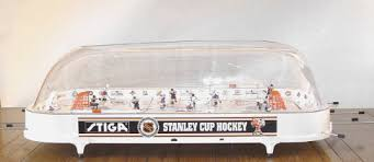 Dome Hockey Table Table Hockey Game Stiga Nhl Stanley Cup Table Hockey Games