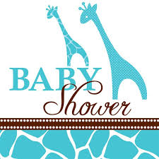blue baby shower blue safari baby shower special events party supply store in ak